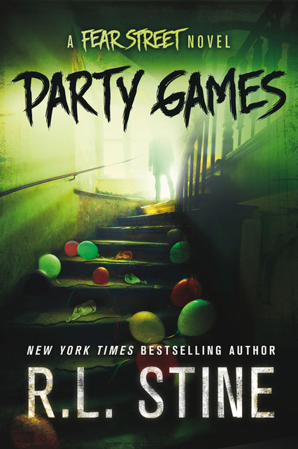 Party Games, R.L.Stine