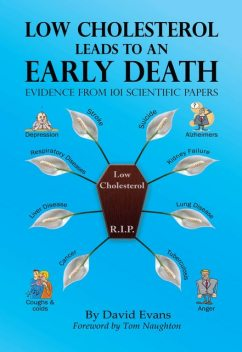 Low Cholesterol Leads to an Early Death, David Evans