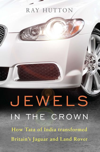 Jewels in the Crown, Ray Hutton