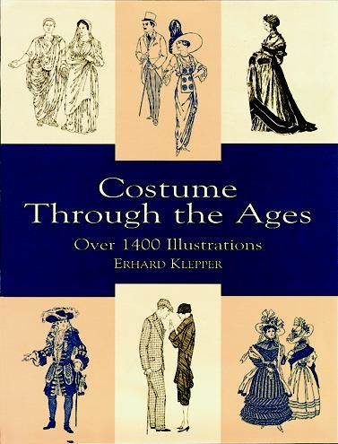 Costume Through the Ages, Erhard Klepper
