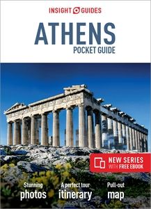 Berlitz: Athens Pocket Guide, Berlitz