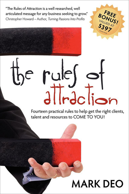 The Rules of Attraction, Mark Deo