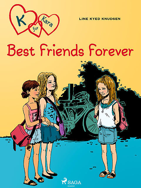 K for Kara 1 – Best Friends Forever, Line Kyed Knudsen
