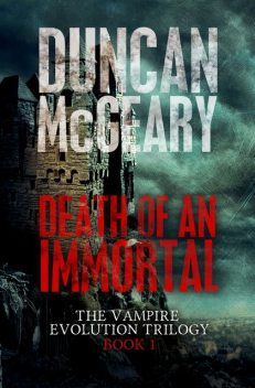 Death of an Immortal, Duncan McGeary