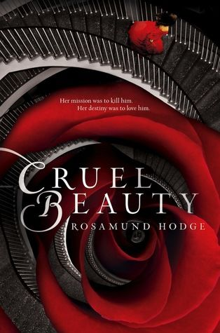 Cruel Beauty, rosamund hodge