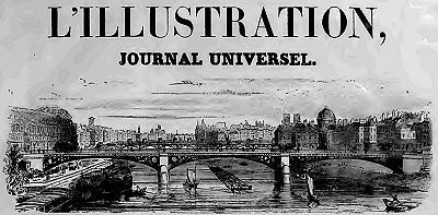 L'Illustration, No. 0005, 1er Avril 1843, Various