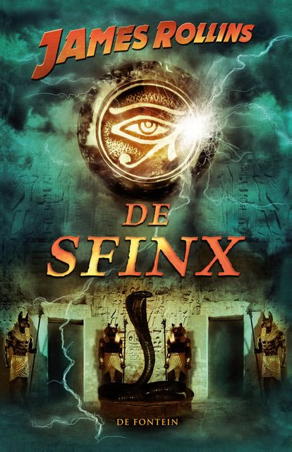 De Sfinx, James Rollins