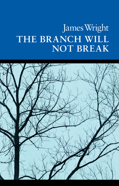 The Branch Will Not Break, James Wright