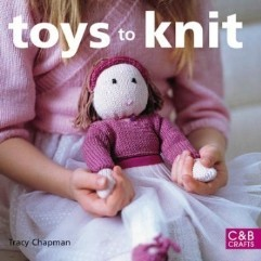 Toys to Knit, Tracy Chapman