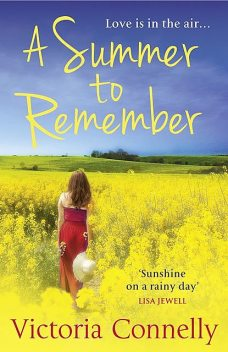 A Summer to Remember, Victoria Connelly