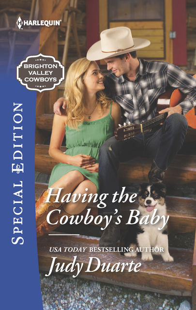 Having the Cowboy's Baby, Judy Duarte