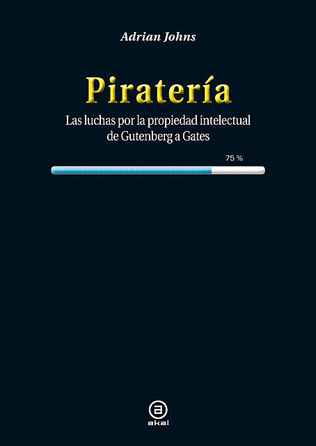 Piratería, Adrian Johns