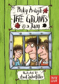 The Grunts In A Jam, Philip Ardagh