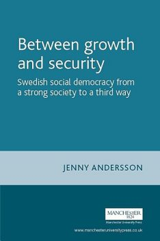 Between growth and security, Jenny Andersson