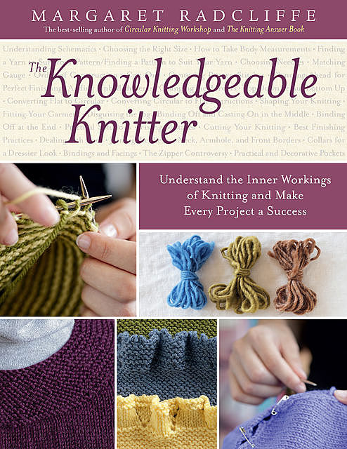The Knowledgeable Knitter, Margaret Radcliffe