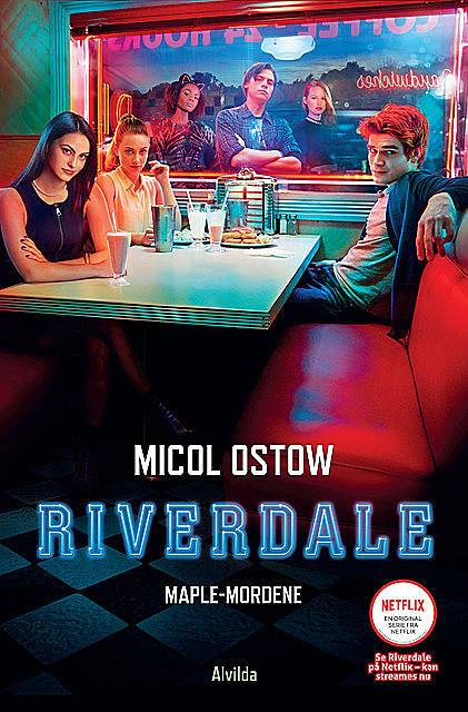 Riverdale 3: Maple-mordene, Micol Ostow