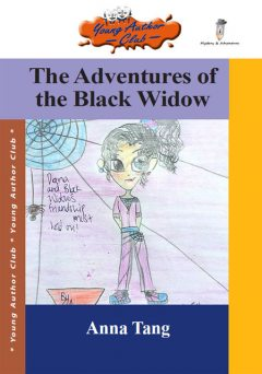 The Adventures of the Black Widow, Anna Tang