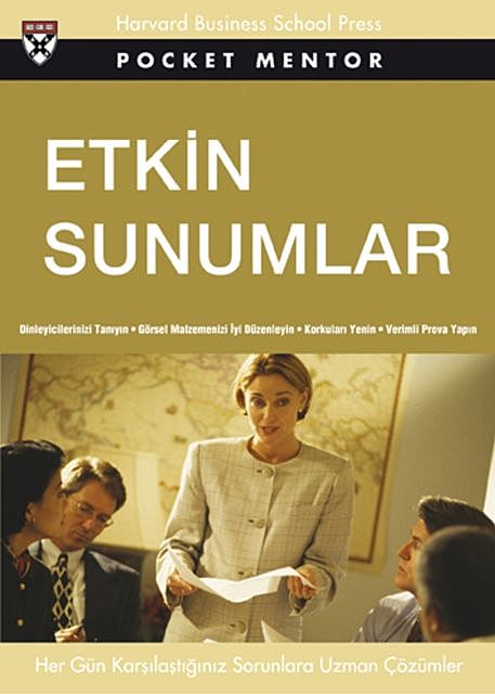 Etkin Sunumlar, Harvard Business Review