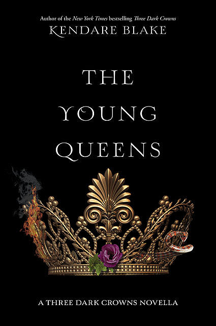 The Young Queens, Kendare Blake