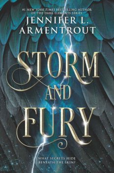 Storm and Fury, Jennifer, Armentrout