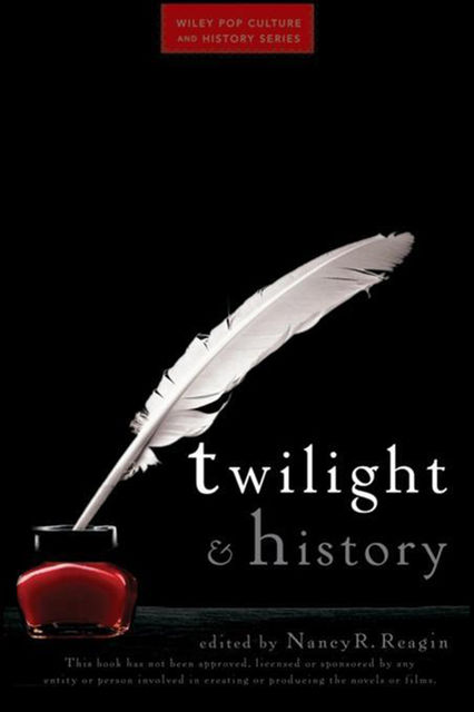 Twilight and History, Nancy Reagin
