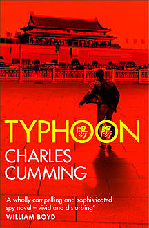 Typhoon, Charles Cumming
