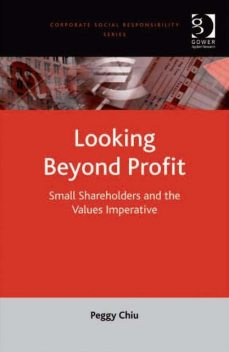 Looking Beyond Profit, Peggy Chiu