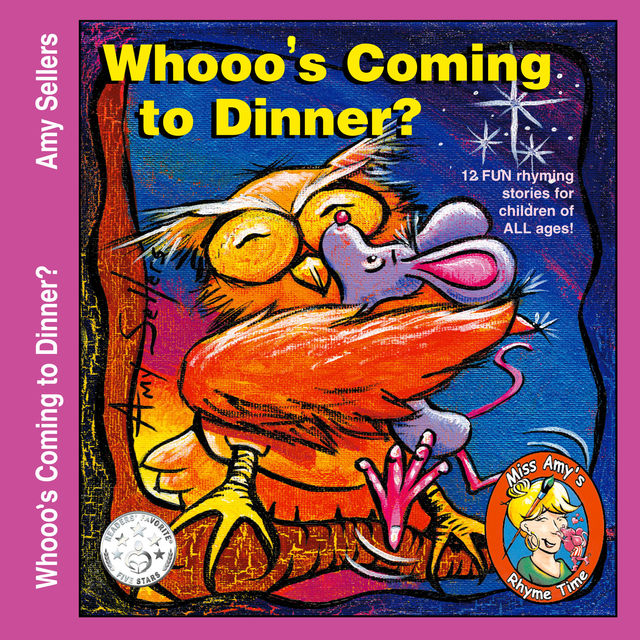 Whooo's Coming to Dinner?, Amy Sellers