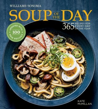 Soup of the Day, Kate McMillan