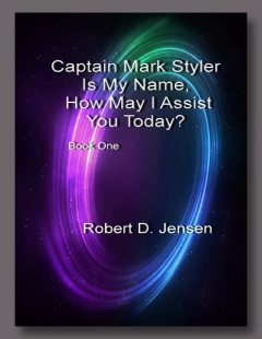 Captain Mark Styler Is My Name, How May I Help You Today, Robert Jensen
