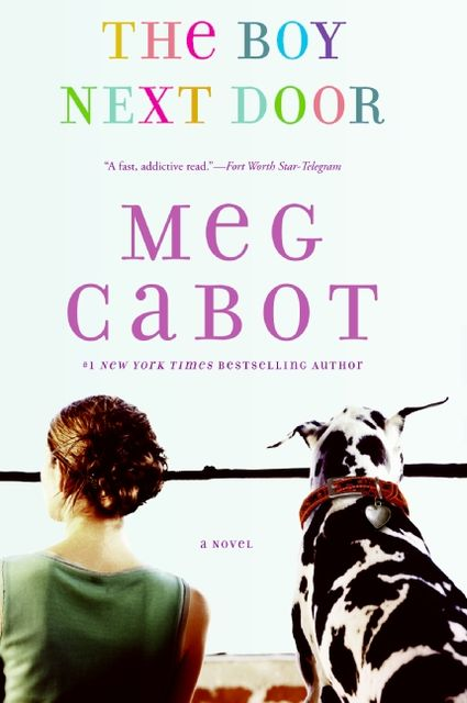 The Boy Next Door, Meg Cabot