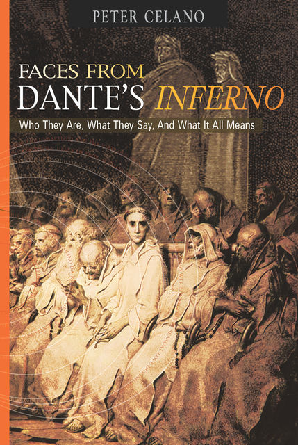 Faces from Dante's Inferno, Peter Celano