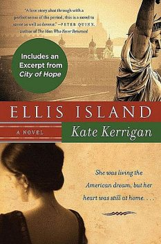 Ellis Island, Kate Kerrigan