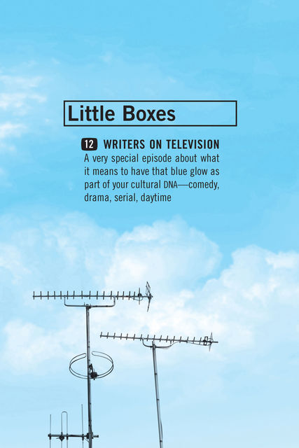Little Boxes, Edited by Caroline Casey, Edited by Caroline Casey