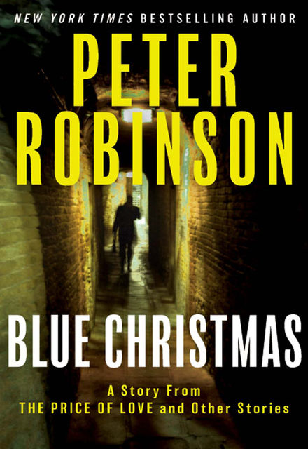 Blue Christmas, Peter Robinson