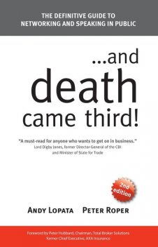 ...and Death Came Third!, Andy Lopata, Peter Roper