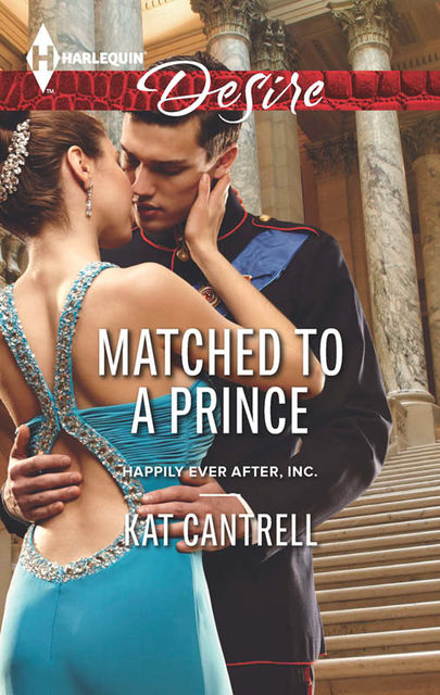 Matched to a Prince, Kat Cantrell