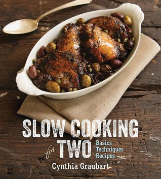 Slow Cooking for Two, Cynthia Graubart