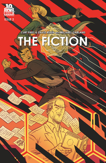 The Fiction #2 (of 4), Curt Pires