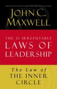 The Law of the Inner Circle, Maxwell John