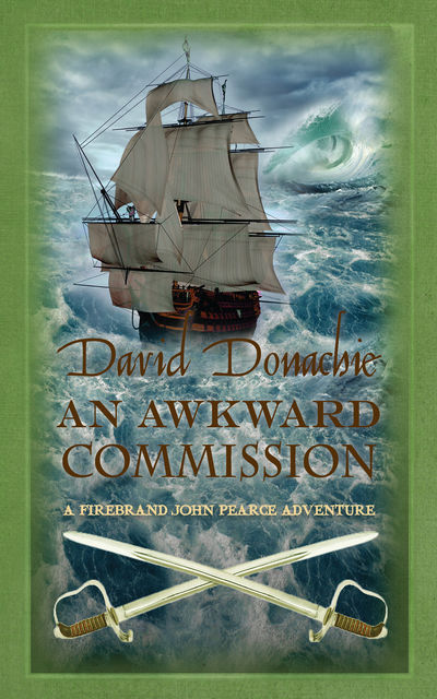 An Awkward Commission, David Donachie