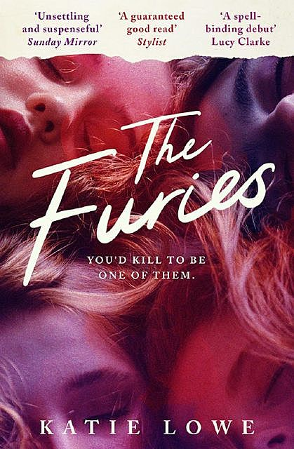 The Furies, Katie Lowe