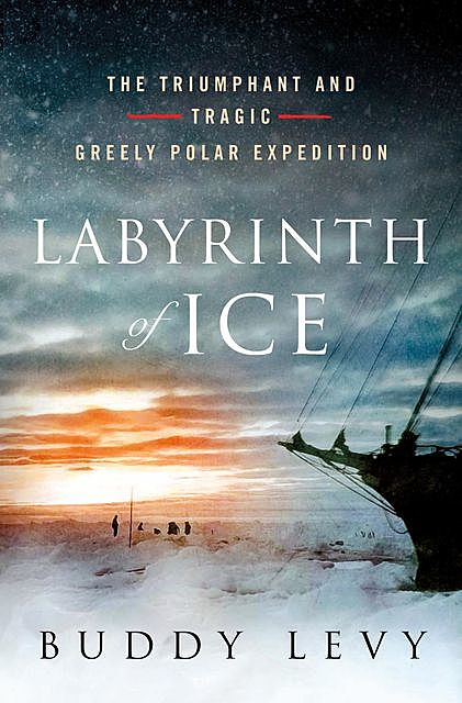 Labyrinth of Ice, Buddy Levy
