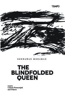 The Blindfolded Queen a collection poems, Goenawan Mohamad