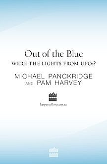 Out of the Blue, Michael Panckridge, Pam Harvey