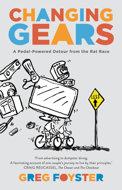 Changing Gears, Greg Foyster
