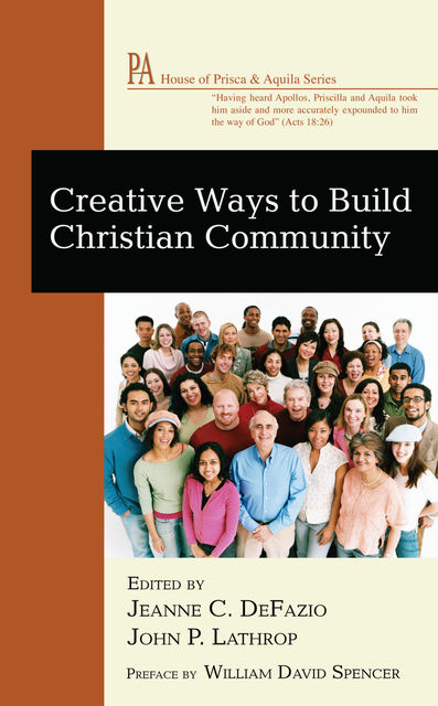 Creative Ways to Build Christian Community, Jeanne Defazio