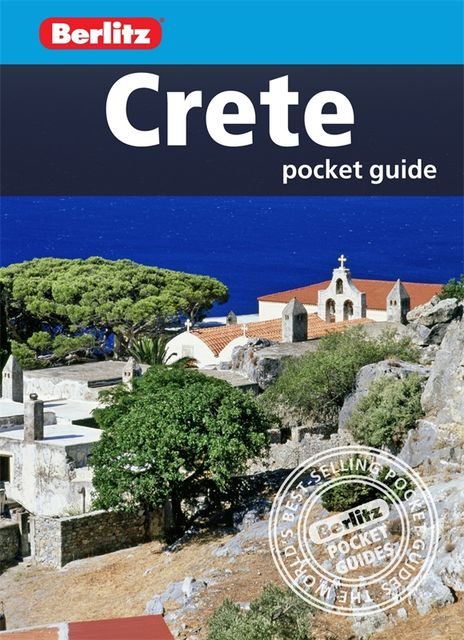 Berlitz: Crete Pocket Guide, Berlitz
