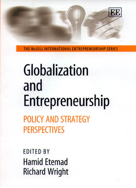 Globalization and Entrepreneurship, Hamid Etemad, Richard Wright