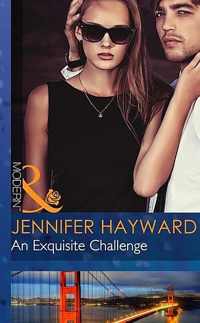 An Exquisite Challenge, Jennifer Hayward